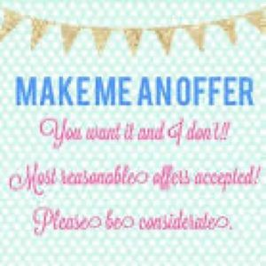 Accessories - Make me a offer